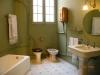 Bathroom at La Pedrera (Casa Mila), Barcelona
