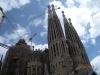 Sagrada Familia - still under construction, Barcelona