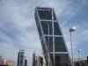 Plaza de Castilla, Kio Towers; Madrid
