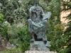 Abat Oliba statue, Montserrat